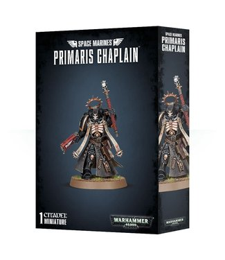 Warhammer 40.000 Primaris Chaplain