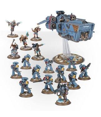 Warhammer 40.000 Battleforce: Space Wolves Talons of Morkai