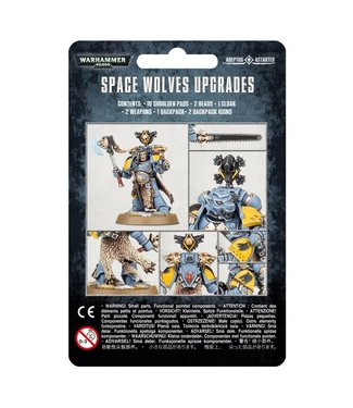 Warhammer 40.000 Space Wolves Upgrade Pack