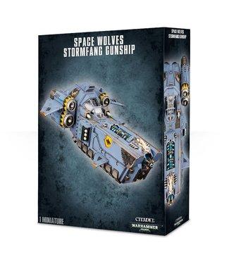 Warhammer 40.000 Stormfang Gunship / Stormwolf Assault Craft