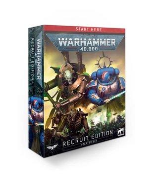 Warhammer 40.000 Warhammer 40,000 Recruit Edition