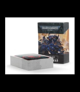 Warhammer 40.000 Warhammer 40000: Mission Pack: Open War