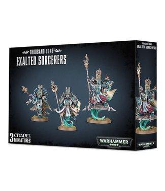 Warhammer 40.000 Exalted Sorcerers