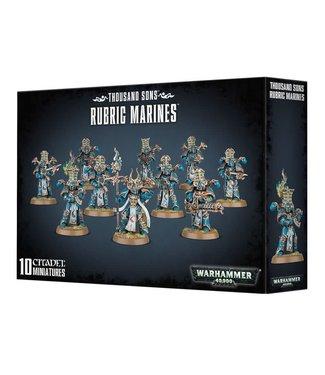 Warhammer 40.000 Rubric Marines