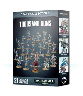 Warhammer 40.000 Start Collecting! Thousand Sons
