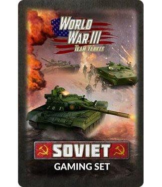 World War III Team Yankee Soviet Gaming Tin (TY)