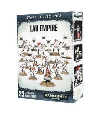 Warhammer 40.000 Start Collecting! T'au Empire
