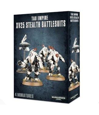 Warhammer 40.000 XV25 Stealth Battlesuits
