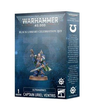 Warhammer 40.000 Captain Uriel Ventris