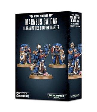 Warhammer 40.000 Marneus Calgar, Ultramarines Chapter Master