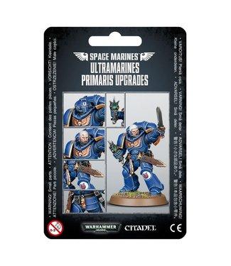 Warhammer 40.000 Ultramarines Primaris Upgrades
