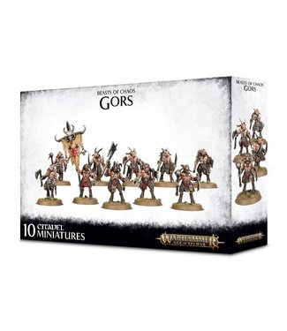 Age of Sigmar Gors