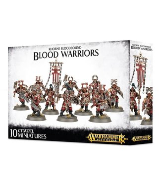 Age of Sigmar Blood Warriors