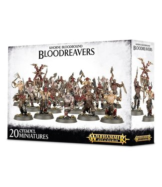 Age of Sigmar Bloodreavers