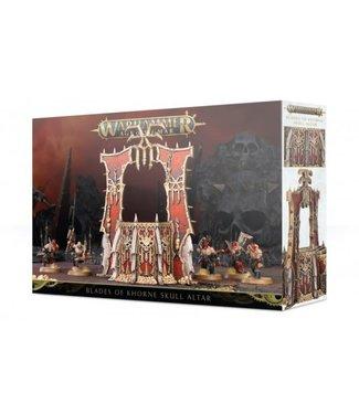 Age of Sigmar Skull Altar