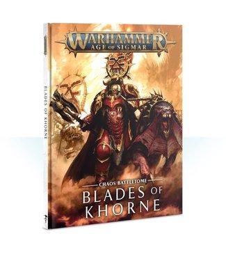 Age of Sigmar Battletome: Blades of Khorne