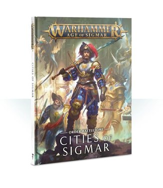 Age of Sigmar Battletome: Cities of Sigmar