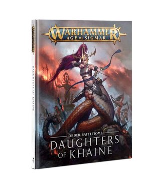 Age of Sigmar Battletome: Daughters of Khaine (nieuw)