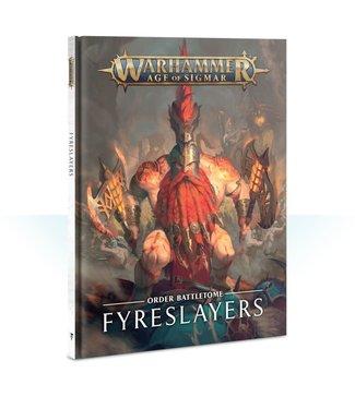 Age of Sigmar Battletome: Fyreslayers