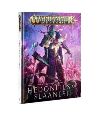 Age of Sigmar Battletome: Hedonites of Slaanesh (nieuw)