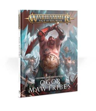 Age of Sigmar Battletome: Ogor Mawtribes