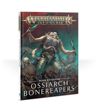 Age of Sigmar Battletome: Ossiarch Bonereapers
