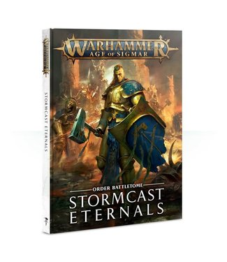 Age of Sigmar Battletome: Stormcast Eternals