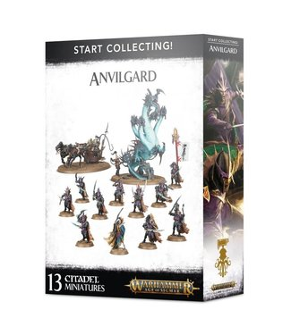 Age of Sigmar Start Collecting! Anvilgard