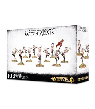 Age of Sigmar Witch Aelves / Sisters of Slaughter