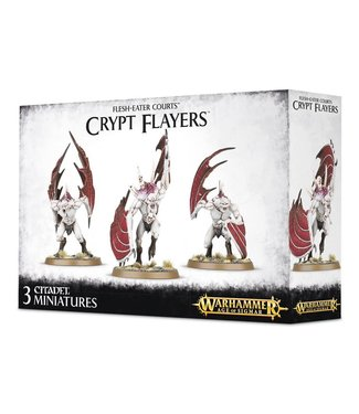 Age of Sigmar Crypt Flayers / Crypt Horrors / Vargheists