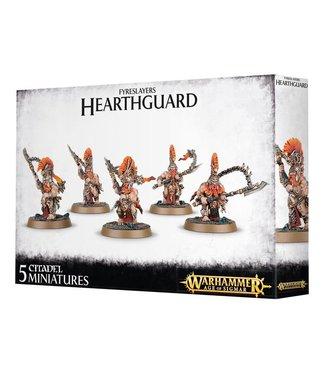 Age of Sigmar Hearthguard Berzerkers / Auric Hearthguard