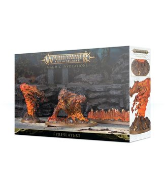 Age of Sigmar Magmic Invocations