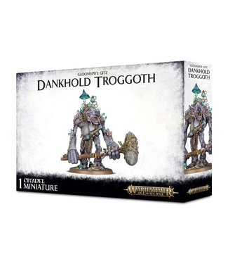 Age of Sigmar Dankhold Troggoth / Dankhold Troggboss