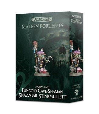 Age of Sigmar Fungoid Cave-Shaman Snazzgar Stinkmullett