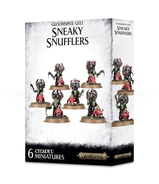 Age of Sigmar Sneaky Snufflers