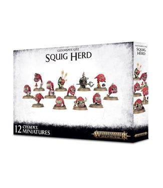 Age of Sigmar Squig Herd