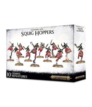 Age of Sigmar Squig Hoppers