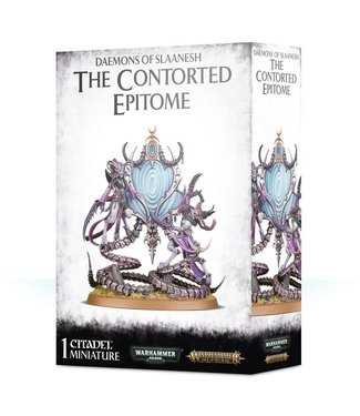 Age of Sigmar The Contorted Epitome