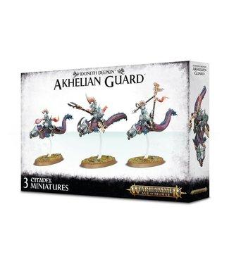 Age of Sigmar Akhelian Ishlaen Guard / Akhelian Morrsarr Guard
