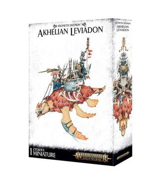Age of Sigmar Akhelian Leviadon