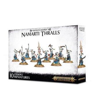 Age of Sigmar Namarti Thralls