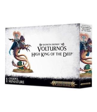 Age of Sigmar Volturnos, High King of the Deep / Akhelian King