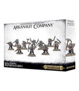 Age of Sigmar Arkanaut Company