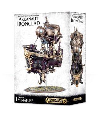 Age of Sigmar Arkanaut Ironclad