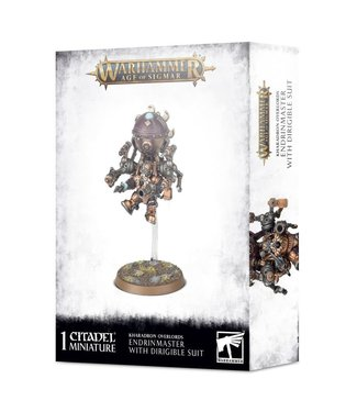 Age of Sigmar Endrinmaster with Dirigible Suit