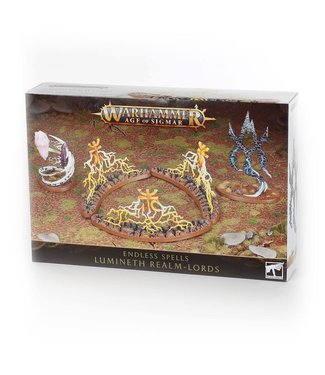 Age of Sigmar Endless Spells: Lumineth Realm-lords