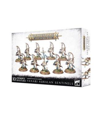 Age of Sigmar Vanari Auralan Sentinels