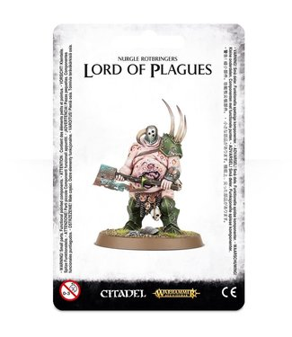 Age of Sigmar Lord of Plagues