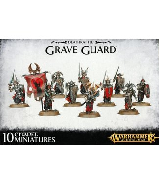 Age of Sigmar Grave Guard