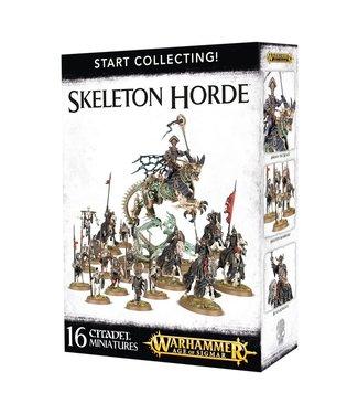 Age of Sigmar Start Collecting! Skeleton Horde
